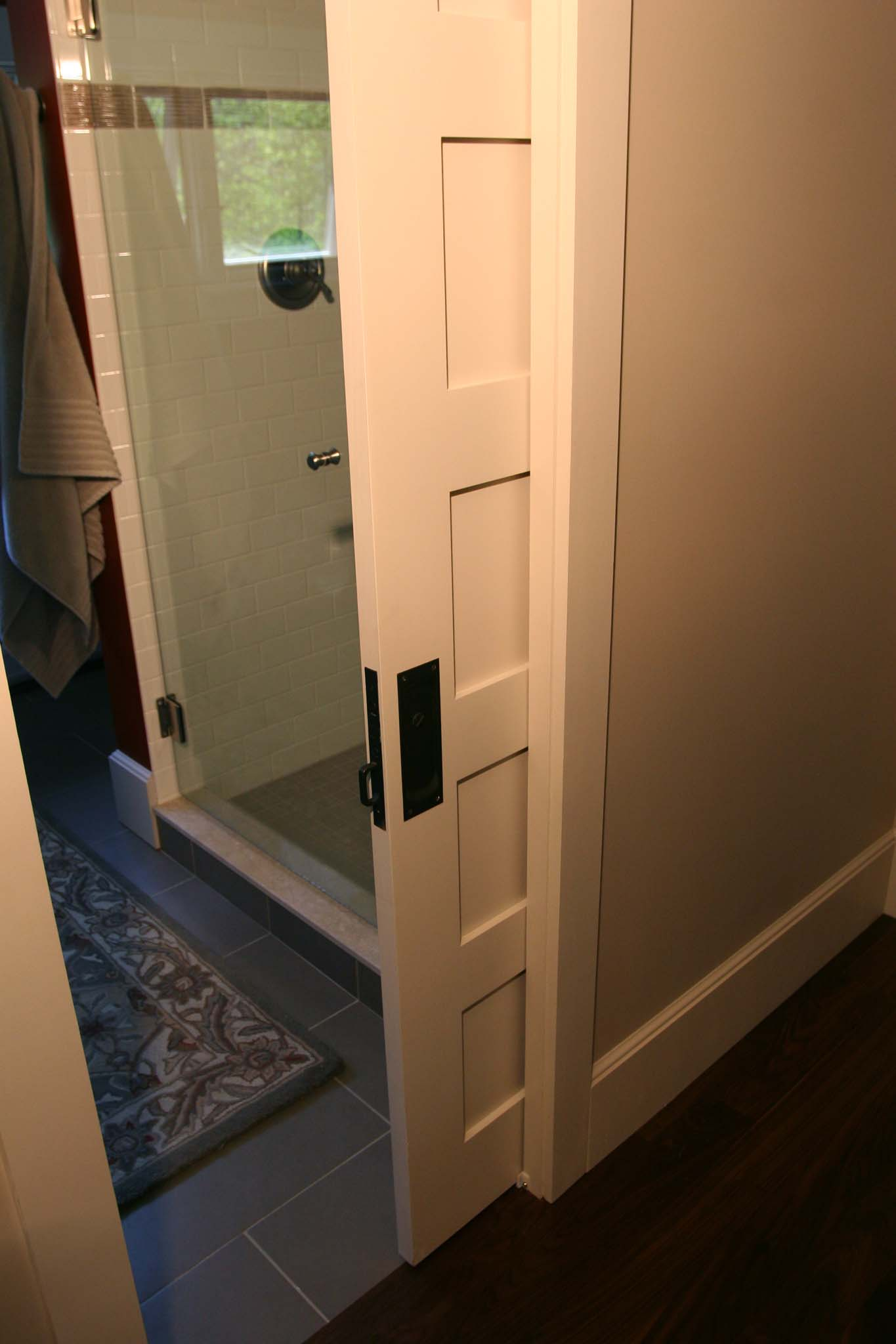 Pocket Door Styles : Studiokl architectural and interior design consulting
