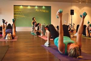 AG Fitness interior by StudioKL.com